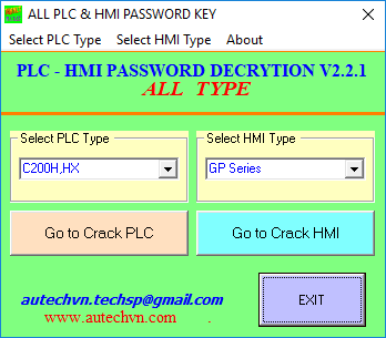 CRACK ALL PLC & HMI V2.2.1