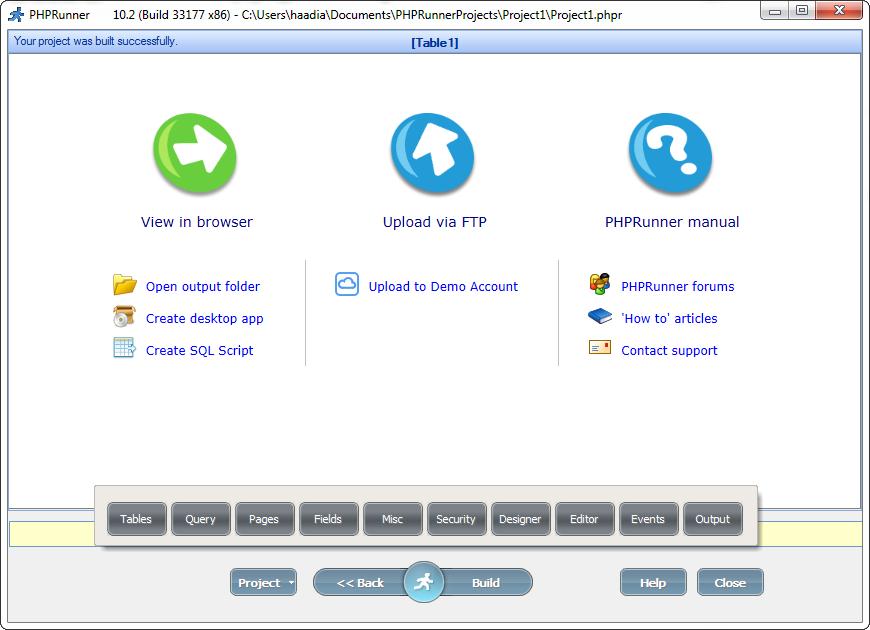 PHPRunner 10.2 crack