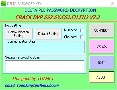 CRACK DVP SS2,SV,ES2,EH,EH2 V2.3 (2018)