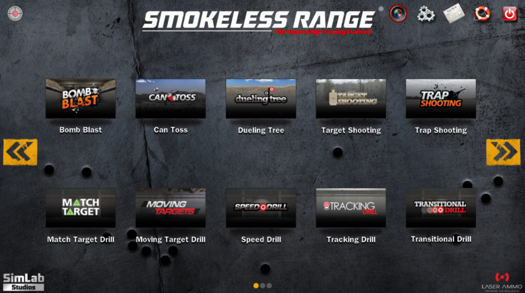 Smokeless Range Crack
