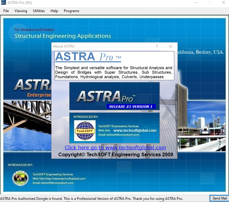 techsoft astra pro v23.1 crack dongle
