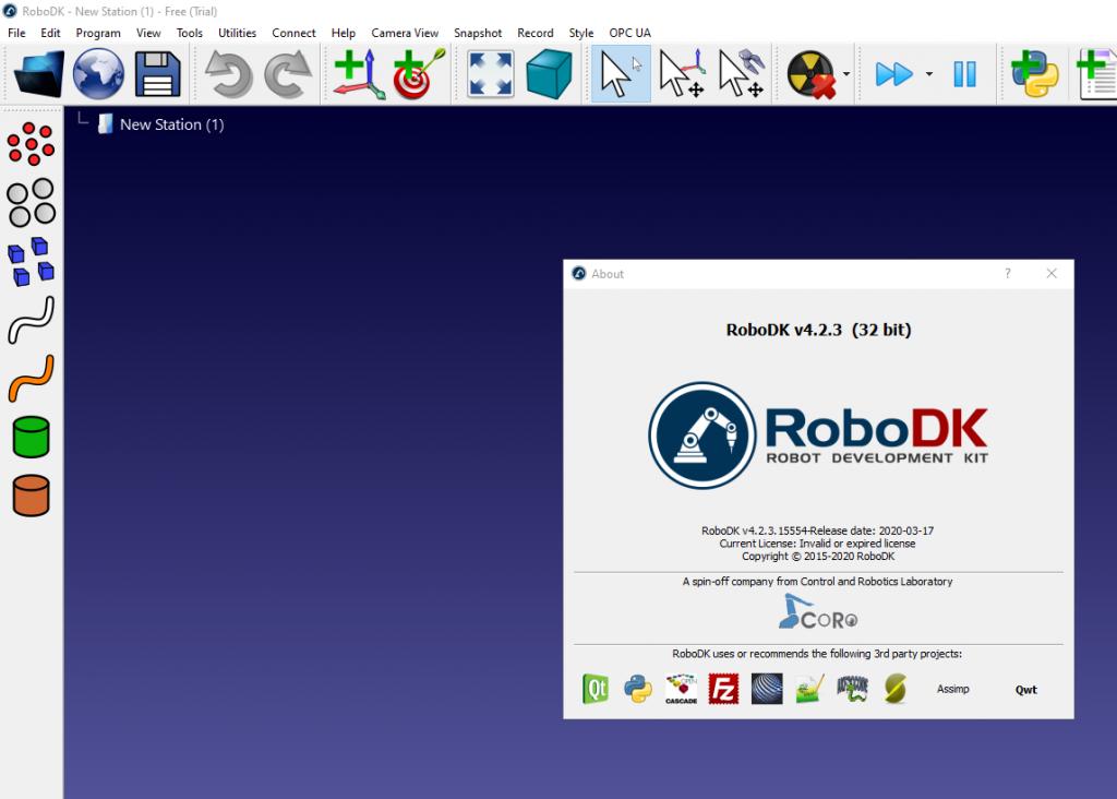 RoboDK 4.2.3 Crack