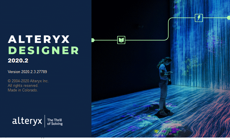 Alteryx Designer x64 2020 Crack