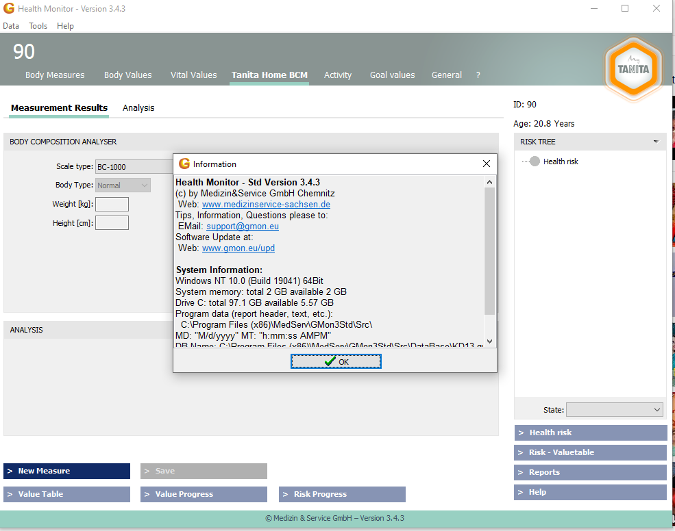 Gmon health monitor 3.4.3 unlimited