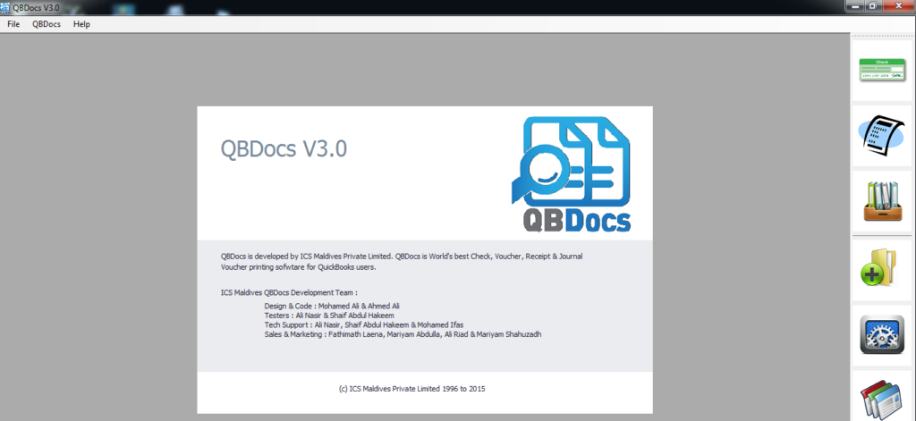 QBdocs v3.0 cracked